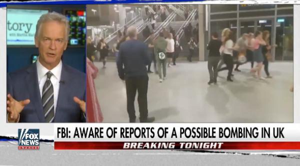 Manchester Attack- Fox News