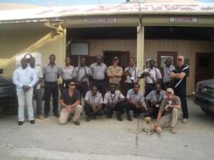 Haiti Executive Protection
