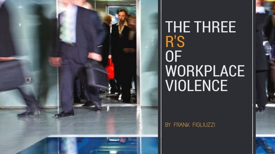 Workplace Violence, A Stewardship Model Solution