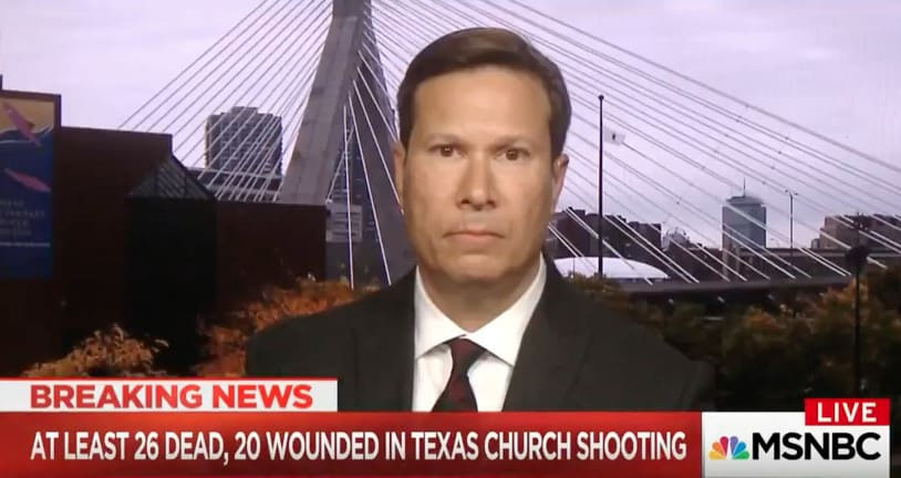 November 6, 2017: Frank Figliuzzi on MSNBC