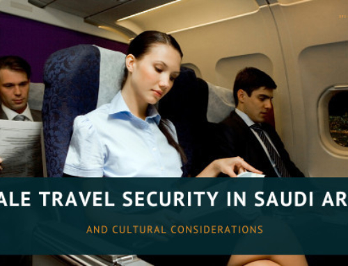 Female Travel Security in Saudi Arabia