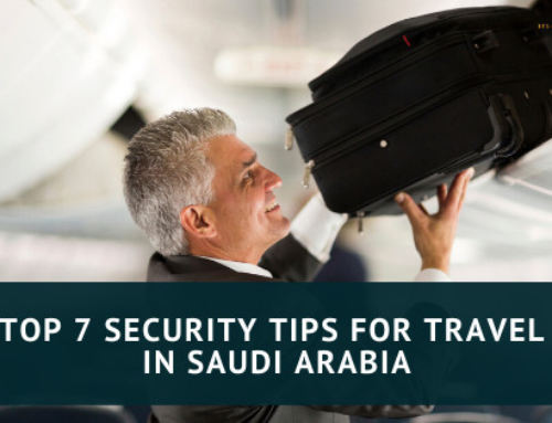 Top 7 Personal Security Tips for Saudi Arabia