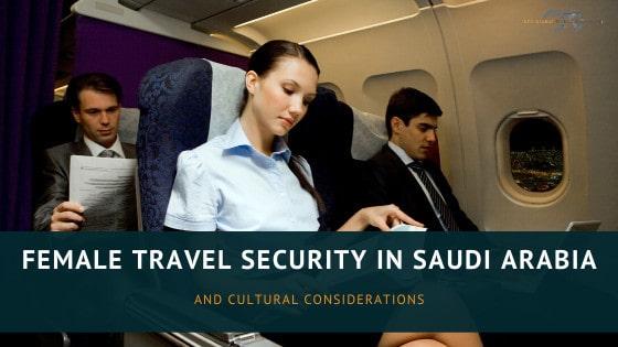 Female Saudi Arabia Security